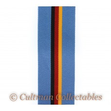 British Forces Germany Commemorative Medal Ribbon – Full Size