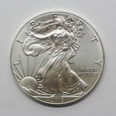 2013 American Eagle 1oz Fine Silver $1 One Dollar Coin