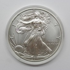 2011 American Eagle 1oz Fine Silver $1 One Dollar Coin