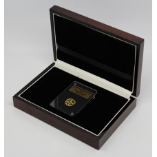 2016 Gibraltar The Great Recoinage Collection Gold Proof Quarter Guinea Coin