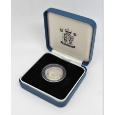 Royal Mint 2006 United Kingdom Silver Proof £1 One Pound Coin