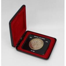 1971 Canada British Columbia Centennial Silver Dollar