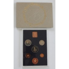 1976 Coinage of Great Britain and Northern Ireland Proof Coin Set