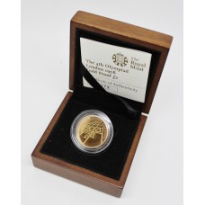 Royal Mint 2008 Gold Proof £2 Coin - The 4 Olympiad London 1908