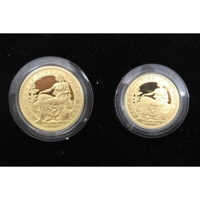 Royal Mint 2005 United Kingdom Britannia Gold Proof