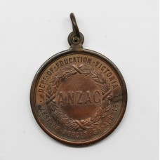 1916 Department of Education Victoria Anzac Medal