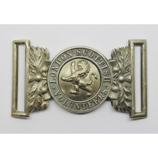 London Scottish Volunteers Officer's Waist Belt Clasp