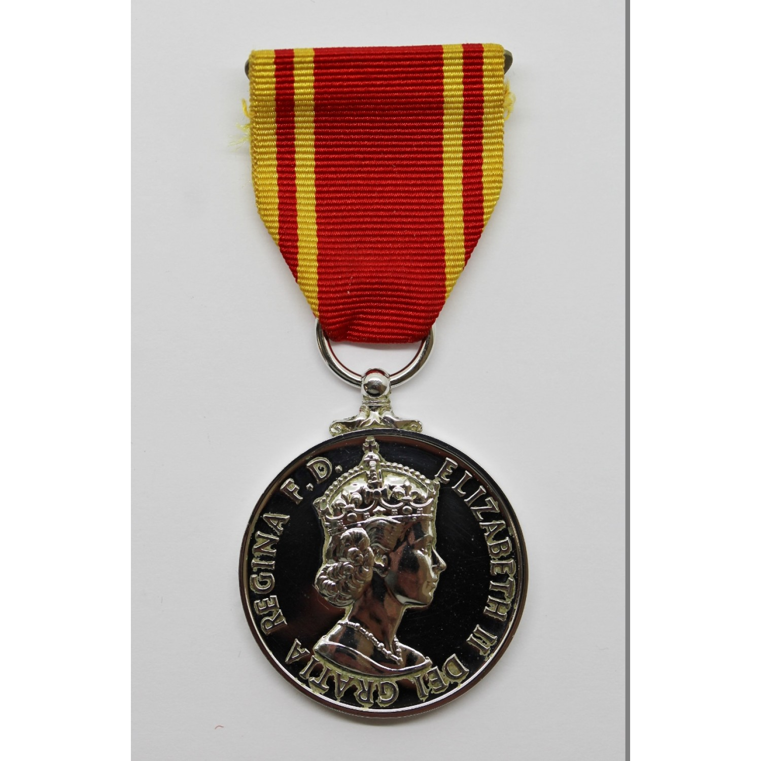 2019 year style- Service fire medals how to wear