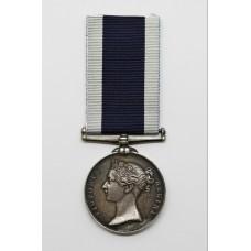 Victorian Royal Naval Long Service & Good Conduct Medal - Thos. Forward, Ch. Boatmn., H.M. Coast Guard