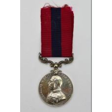 WW1 Distinguished Conduct Medal - L.Bmbr. T.H. Tams, Royal Field Artillery