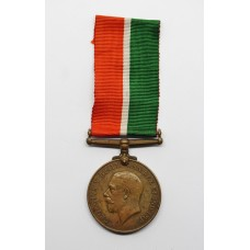 WW1 Mercantile Marine War Medal 1914-18 - Stephen Bowen, SS Kenmare, K.I.A.