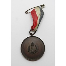 Middlesex Regiment 1937 George VI Coronation Medal