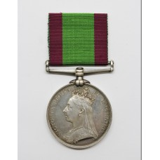 Afghanistan 1878-80 Medal - Capt. W. Laing, 13th Bombay Native Infantry (Later Lt.Col.)