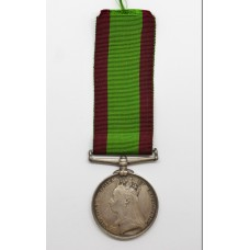 Afghanistan 1878-80 Medal - Pte. G. Foster, 1/5th (Northumberland) Fusiliers