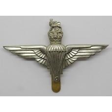Parachute Regiment Cap Badge - Queen's Crown