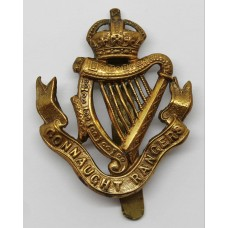 Connaught Rangers Cap Badge - King's Crown