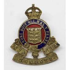 Royal Army Ordnance Corps (R.A.O.C.) Officer's Dress Gilt & E