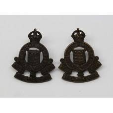 Pair of Royal Army Ordnance Corps (R.A.O.C.) Officer's Service Dr