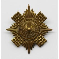 Scots Guard Cap Badge