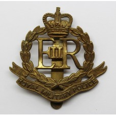 ERII Royal Military Police (R.M.P.) Cap Badge