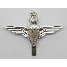 Parachute Regiment Anodised (Staybrite) Cap Badge
