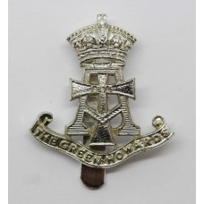 The Green Howards Anodised (Staybrite) Cap Badge
