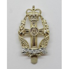 Queen Alexandra's Royal Army Nursing Corps (Q.A.R.A.N.C.) Anodised (Staybrite) Cap Badge