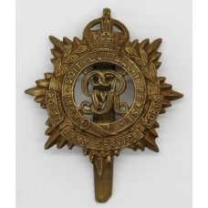 George V Royal Army Service Corps (R.A.S.C.) Cap Badge
