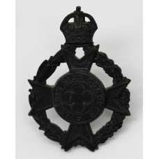 Royal Army Chaplains Department Cap Badge - King's Crown
