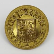 Tonbridge School O.T.C. Button (Large)