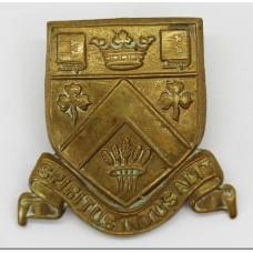 Clifton College (Bristol) O.T.C. Cap Badge