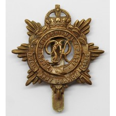 George VI Royal Army Service Corps (R.A.S.C.) Cap Badge