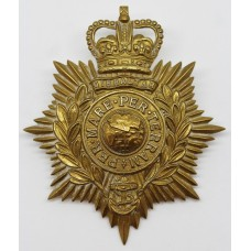 Royal Marines Helmet Plate - Queen's Crown