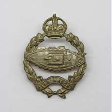Royal Tank Regiment Cap Badge