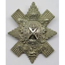 9th Bn. Highland Light Infantry (Glasgow Highlanders) Cap Badge -