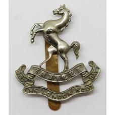 20th County of London Bn. (Blackheath & Woolwich) London Regiment Cap Badge