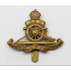 Honourable Artillery Company (H.A.C.) Beret Badge - King's Crown