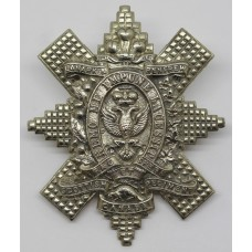 Lanark & Renfrew Scottish Regiment of Canada Cap Badge