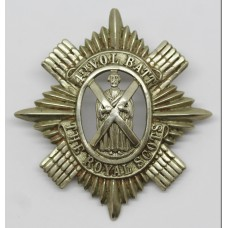 4th Volunteer Bn. Royal Scots Glengarry Badge