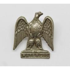 Royal Scots Greys Collar Badge