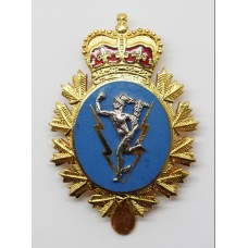 Canadian Forces Communications & Electronics Branch Cap Badge