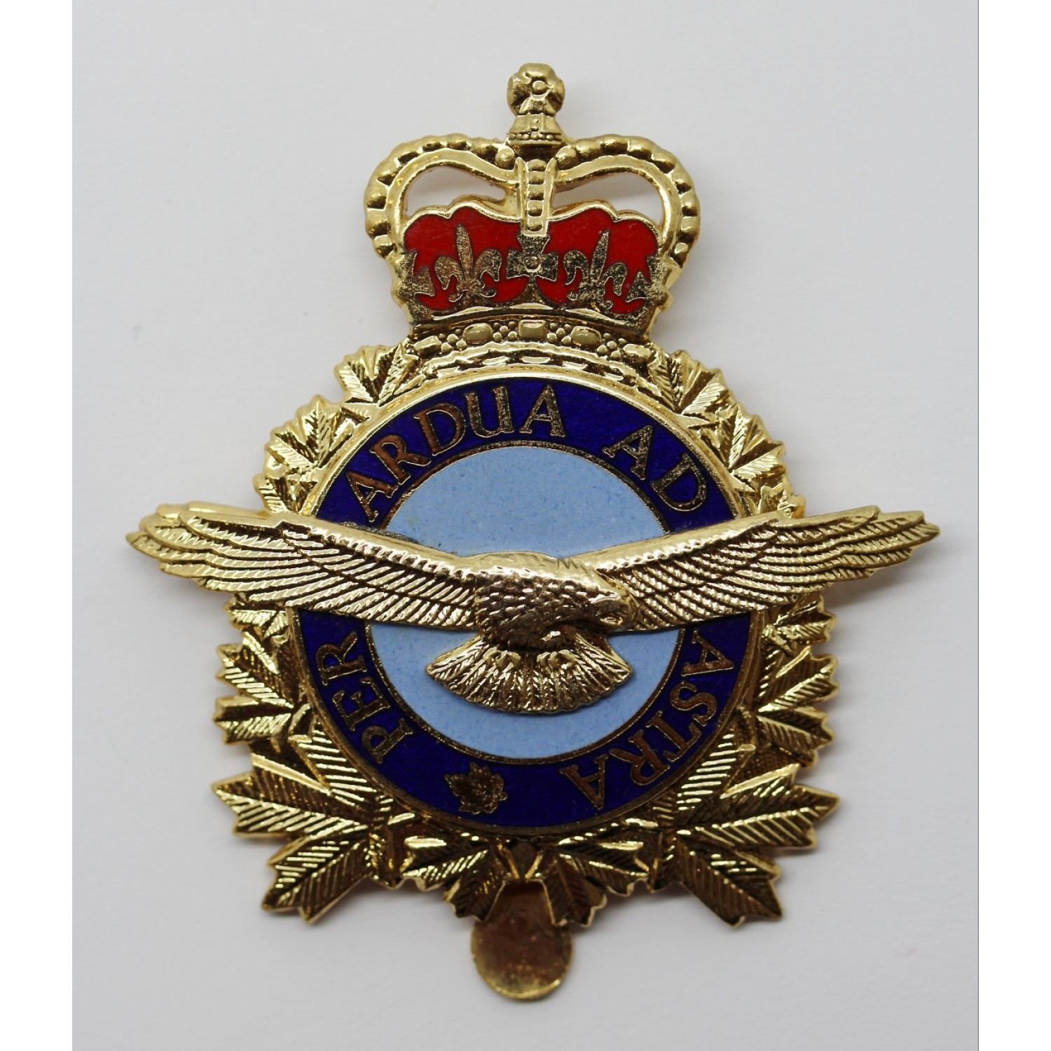 Canadian Forces Air Operations Branch Cap Badge