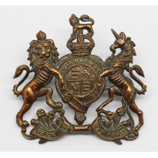British Army Warrant Officer W.O.1. Rank Arm Badge - King's Crown