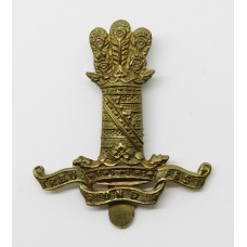 11th Hussars (Prince Albert's Own) Cap Badge