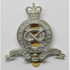 Staffordshire Yeomanry Cap Badge - Queen's Crown