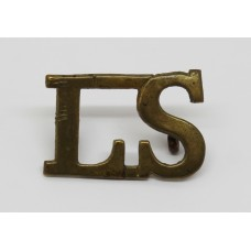 Lovat Scouts Yeomanry (L.S.) Shoulder Title