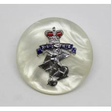 Royal Electrical & Mechanical Engineers (R.E.M.E.) Sweetheart Brooch