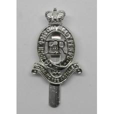 Royal Horse Artillery Anodised (Staybrite) Cap Badge