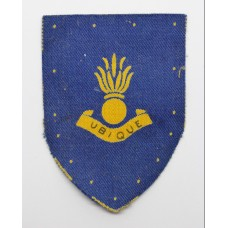 27th Engineer Group Printed Formation Sign