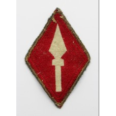 1st Corps Cloth Formation Sign